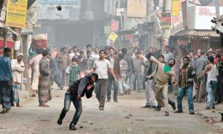 two killed in bangladesh clashes