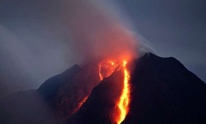 volcano erupts in indonesia triggering evacuation