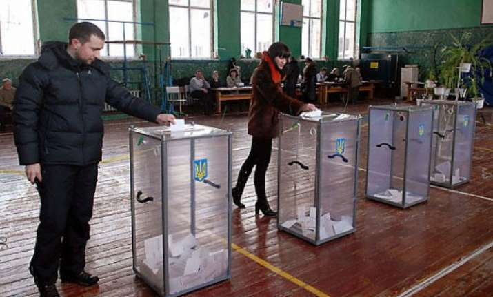 russia to recognise ukrainian parliamentary poll results