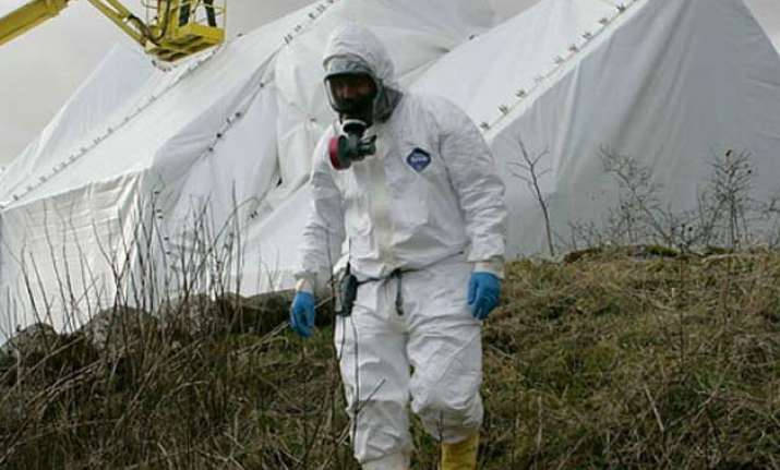 south korea to probe us base for anthrax delivery blunder