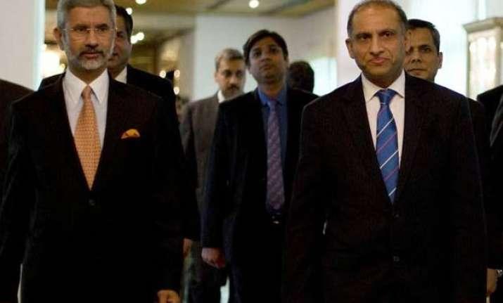 foreign secretary level talks with pakistan still on says