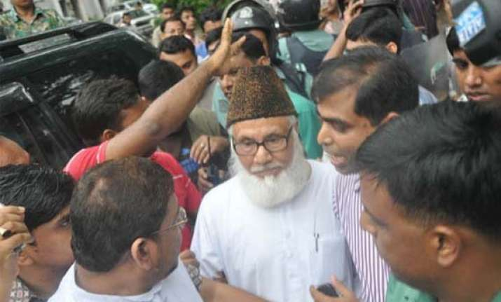 bangladesh tribunal sentences jamaat e islami chief to death
