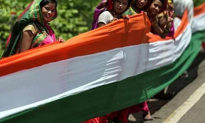 indian americans celebrate independence day with fervour in