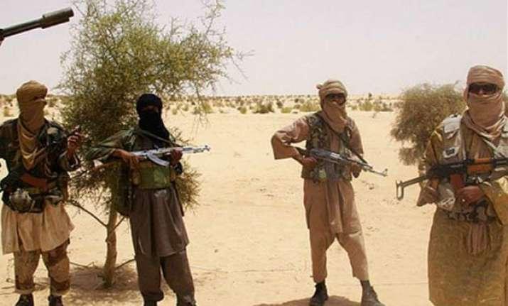 nine algerian soldiers dead in jihadist attack