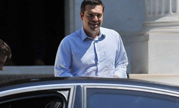greek pm alexis tsipras set to resign elections set for