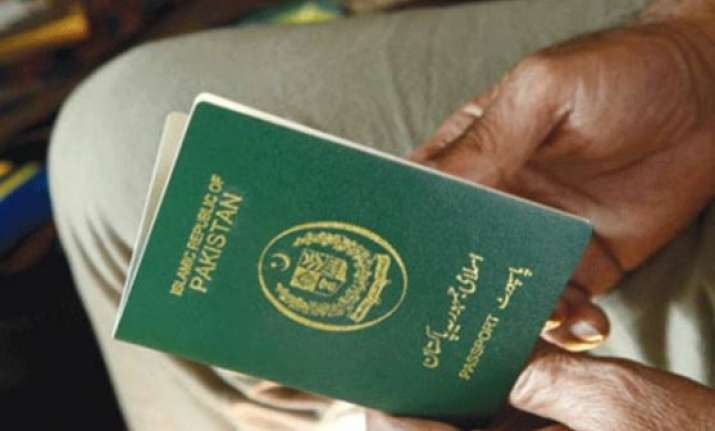 pakistan to install biometric at airports to check fake