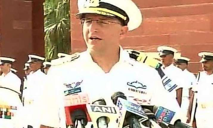 israeli navy chief holds talks with top defence officials