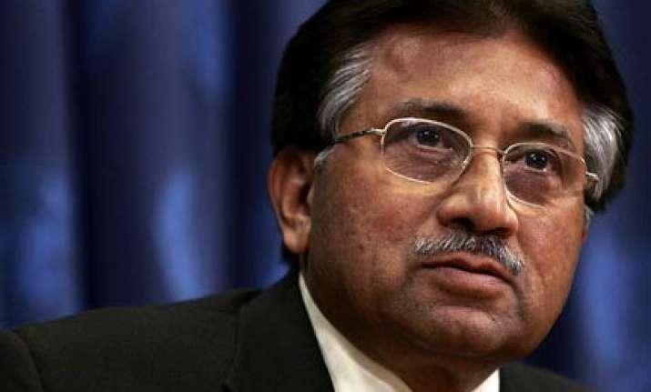musharraf given clean chit in benazir assassination case