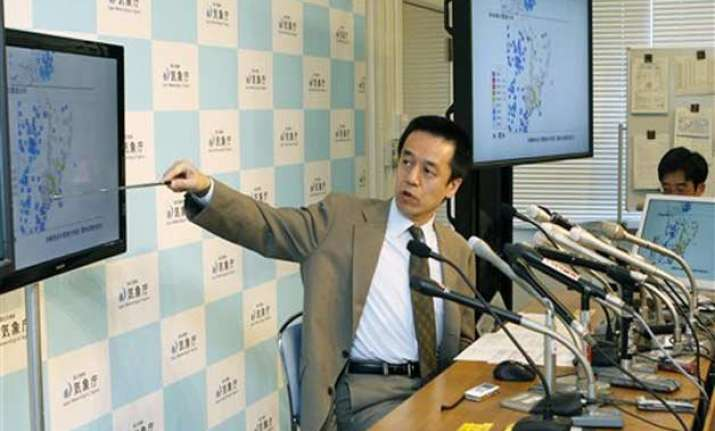 strong quake rattles tokyo area no damage or injury reports