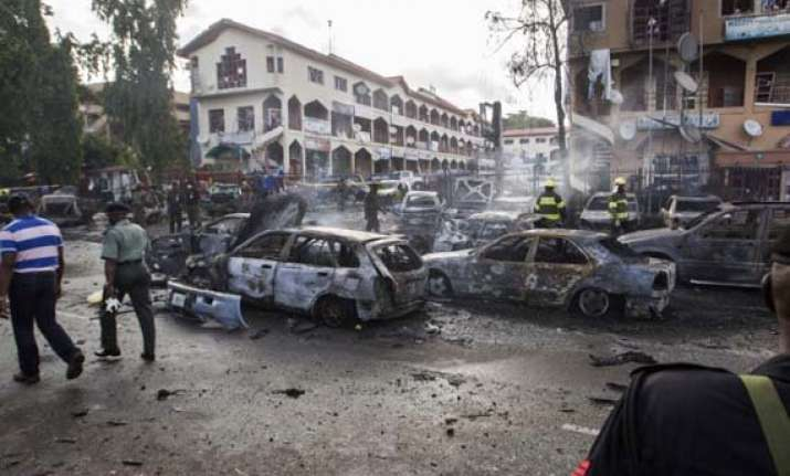 two female suicide bombers behind nigeria market attack