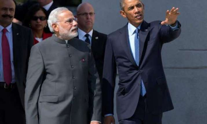 pm narendra modi invites obama to visit india