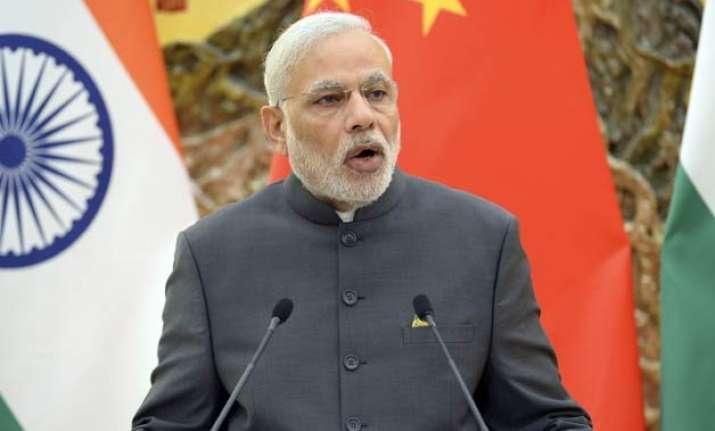 india is next frontier of economic revolution pm modi