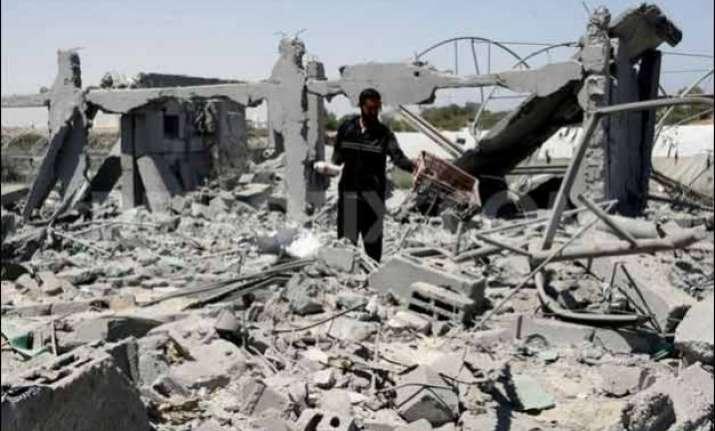 israeli war jets strike gaza