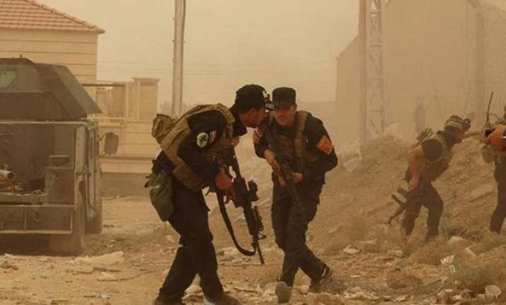 isis militants take full control of iraq city of ramadi