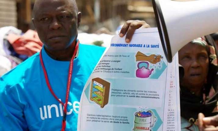 ebola global fight to be coordinated with west african