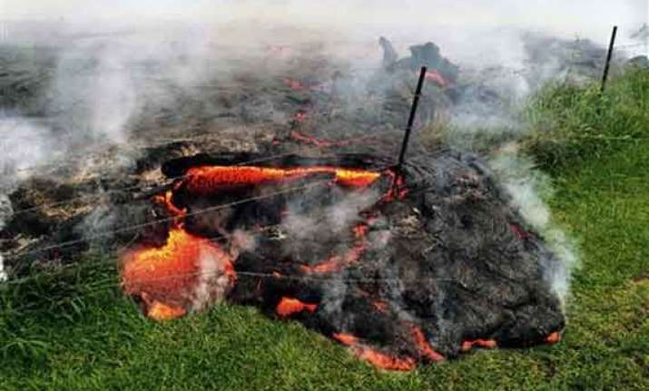 questions answers about hawaii lava flow