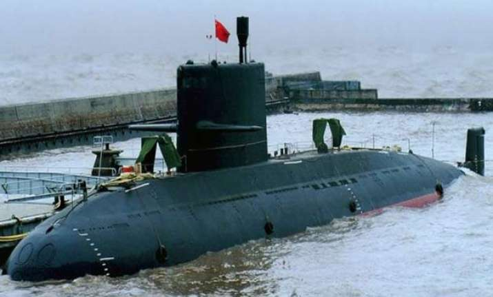 chinese submarine visit to karachi port no threat to india