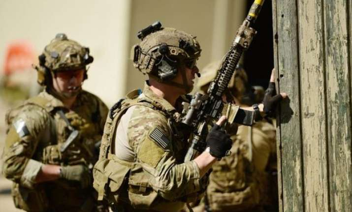 first us soldier killed in anti isis rescue operation in
