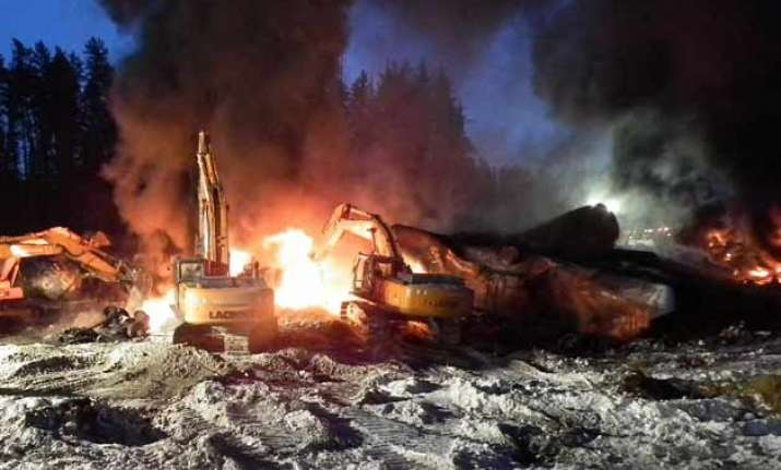 canada oil train accident shows new safety rules inadequate