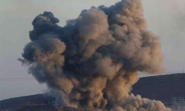 jihadists seize kurdish headquarters in kobane massacre