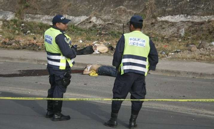 two prosecutors killed in honduras