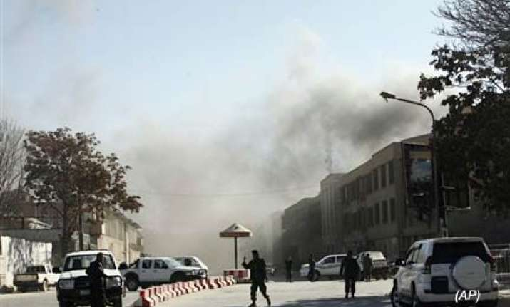 let group behind kabul attacks afghan official