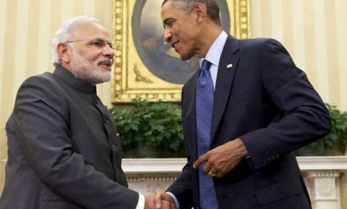 ahead of modi obama meeting next month india and us agree