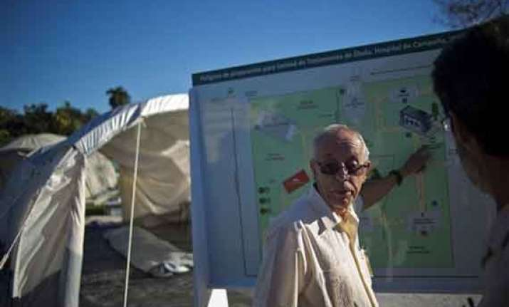 head of cuba s ebola effort expects more aid soon
