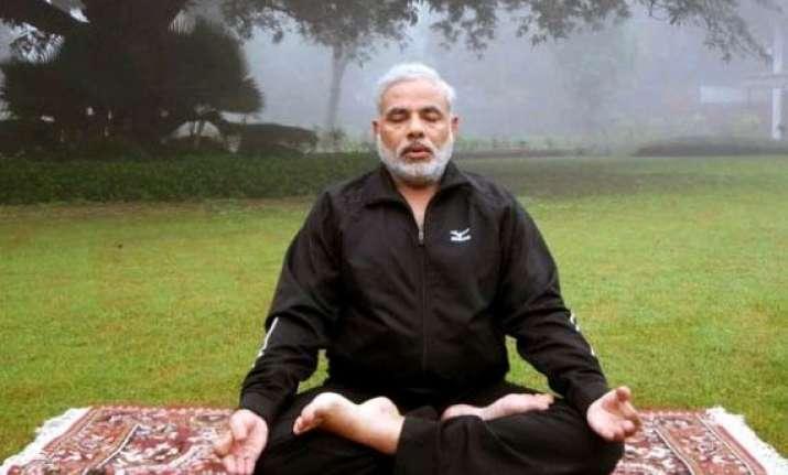 un declares june 21 as international yoga day at modi s