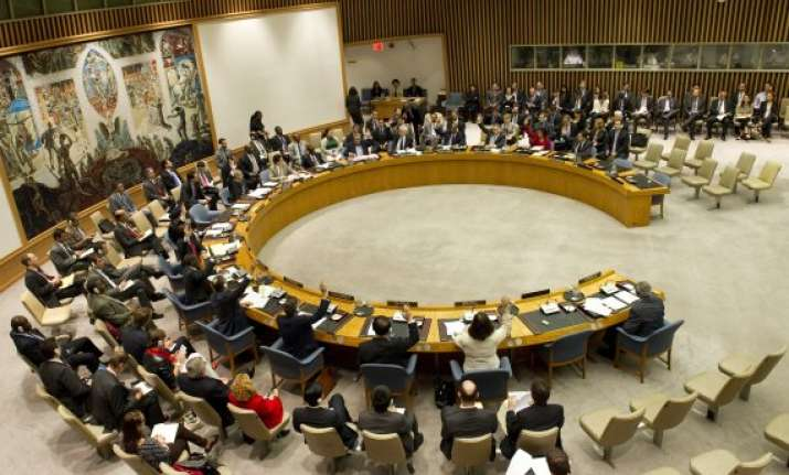 un security council fails to adopt palestinian drafted