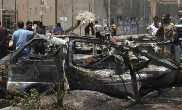 attacks kills 19 people in iraq