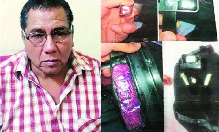 64 year old man lured into cocaine racket for a paltry 1500