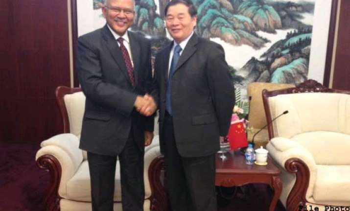 indian envoy in china working for new kailash yatra route