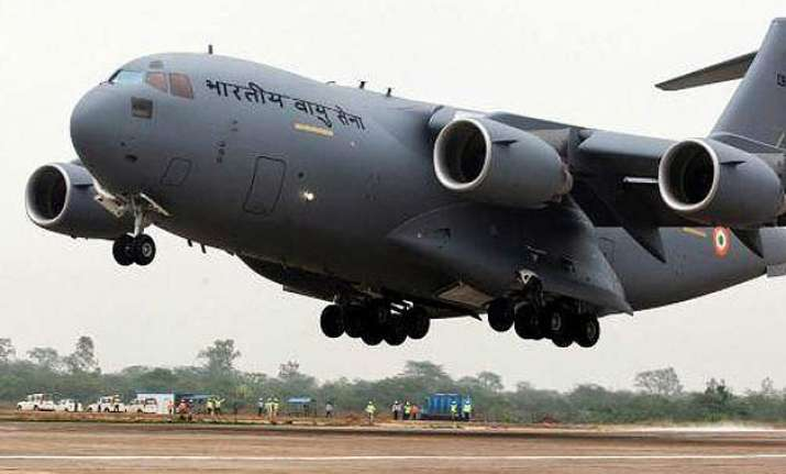 india send 5 ships 4 planes as part of operation rahat to