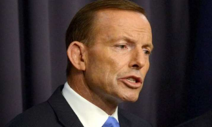 australian pm says no new taxes for fight against is