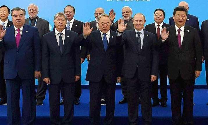 shanghai cooperation organisation decides to include india