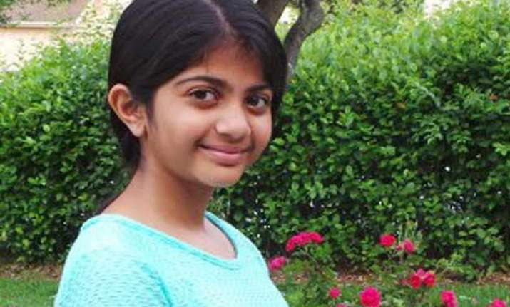 indian american girl floors obamas with garam masala burger