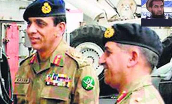 isi chief met lakhvi in jail after 26/11 headley tells nia