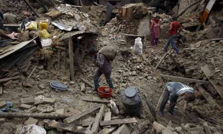 3 fresh tremors hit nepal