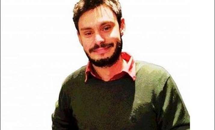 slain italian student in egypt suffered inhuman violence