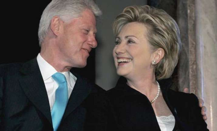 hillary clinton used to beat up husband bill clinton