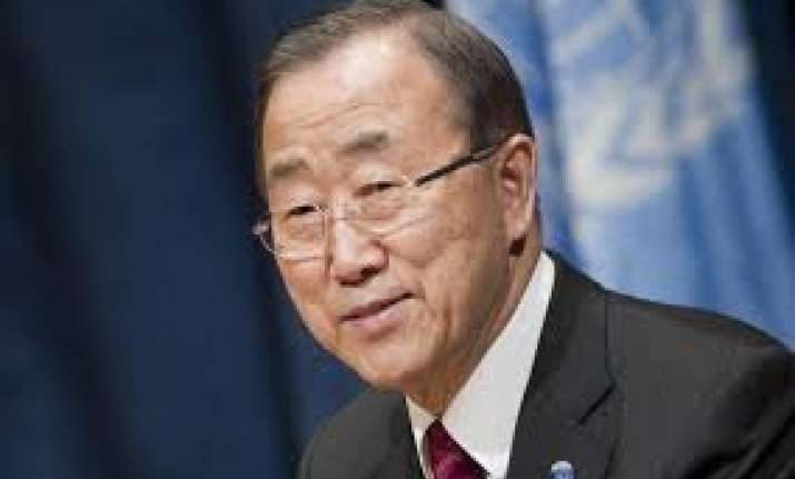 un chief expresses outrage at peacekeepers killing in mali