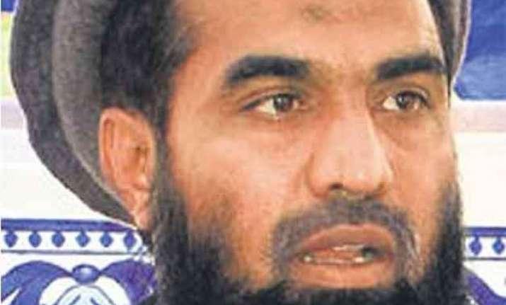 pakistan court adjourns hearing on lakhvi s plea against