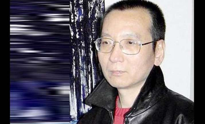 nobel peace prize for jailed chinese dissident