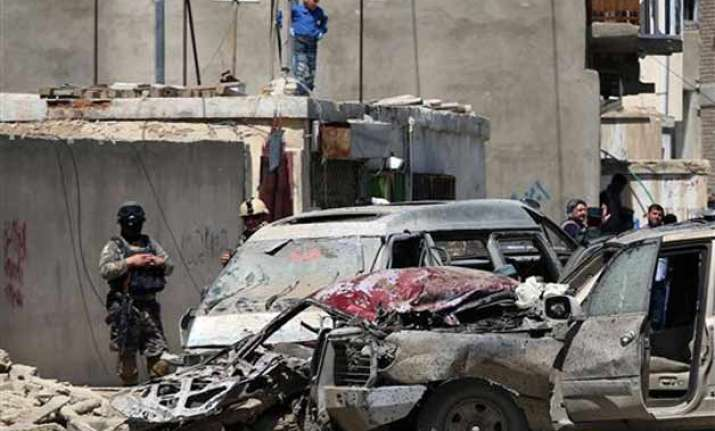 taliban attack on government office in southern afghanistan