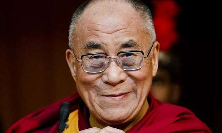china hints at talks with dalai lama except on tibet freedom