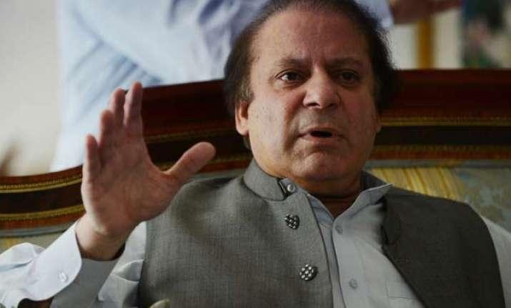 pathankot attack nawaz sharif asks intelligence agency to