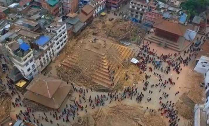 nepal bans use of drones fears sensitive information might