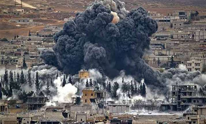 is fighters acknowledge defeat in syrian town of kobani