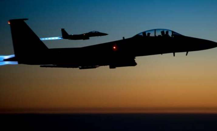 us led air assault against is to solve america s economic